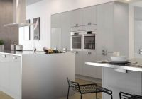 Firbeck Grey Gloss Kitchen