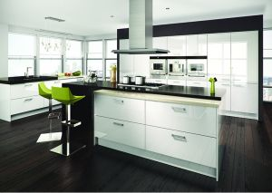 Firbeck White Gloss Kitchen