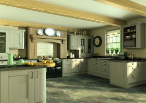 Wilton Oakgrain Dakkar Kitchen